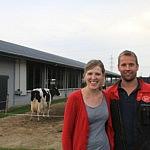 Bart Vanderstraeten remporte l'Agrafiek 2015 dans la catégorie Elevage Laitier